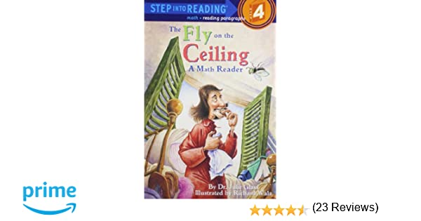 Amazon.com: A Fly on the Ceiling (Step-Into-Reading, Step 4 ...
