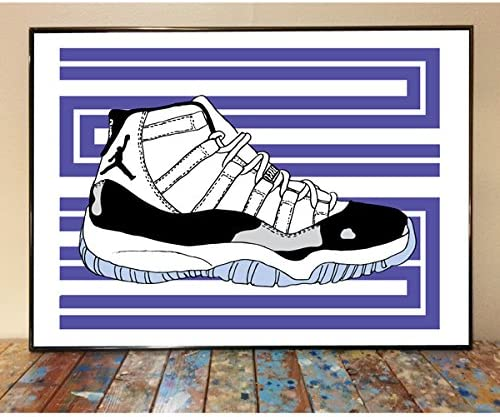 air jordan 11 concord stock numbers