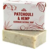 Suma Patchouli and Hemp Soap 95 g - Pack of 6 (Pack of 6)