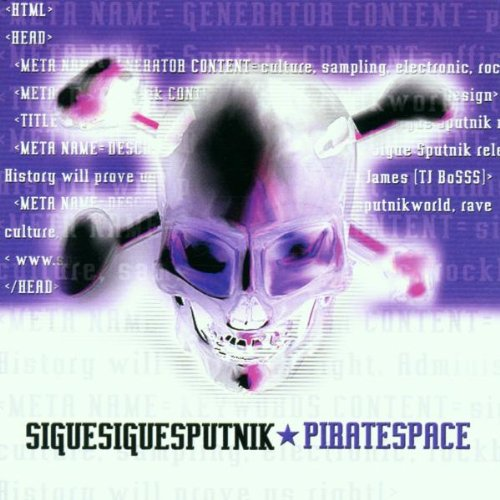 SIGUE SIGUE SPUTNIK - Piratespace - Zortam Music