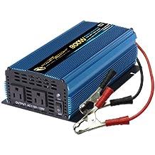 Power Bright PW900-12 Power Inverter 900 Watt 12 Volt DC To 110 Volt AC