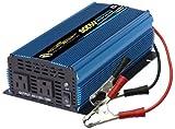 900 watt - Power Bright PW900-12 Power Inverter 900 Watt 12 Volt DC To 110 Volt AC