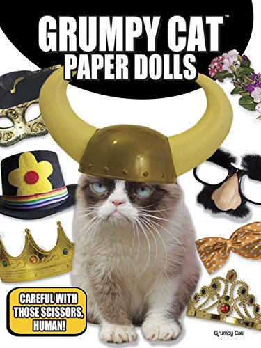 Misc Costume Ideas (Grumpy Cat Paper Dolls)