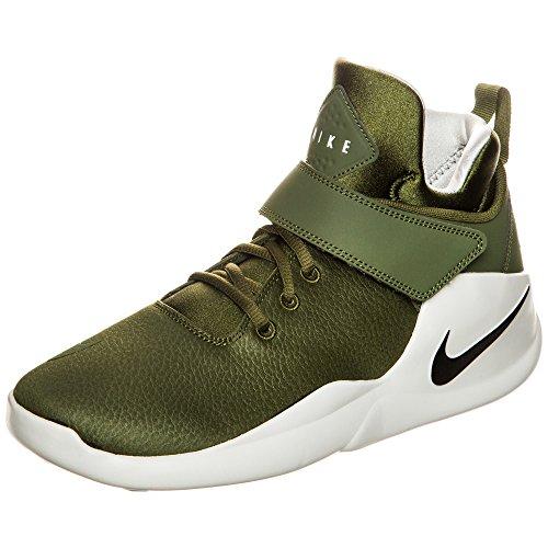 release date: 15bb5 bd050 Chaussures De Basketball Kwazi Nike Hommes Oliv / Schwarz ...