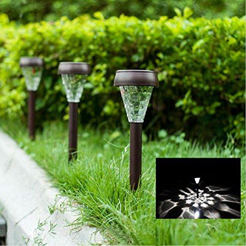 Solar Outdoor Lights Uae: Solario Garden Decor Solar Powered Lights- Set Of 10