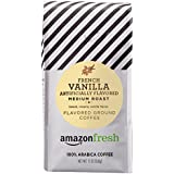 Amazonfresh French Vanilla Flavored Coffee Basic Facts
