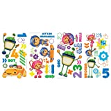 RoomMates RMK1916SCS Team Umizoomi Peel and Stick Wall Decals Picture