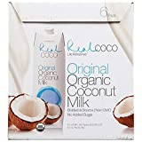 Expect More Organic Real Coco Coconut Milk, 6 x 1 ltr