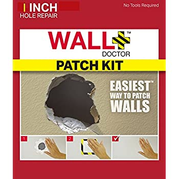 Wall Doctor Drywall Patch Kit 1 Quot Amazon Com