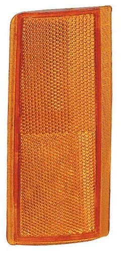 Depo 332-1528R-US Chevrolet/GMC Passenger Side Replacement Side Marker Lamp Unit