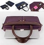YIYINOE Luxury Ultrathin Laptop Bag for 14 15