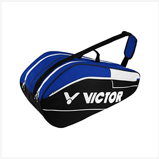 Victor Badminton Backpack Tennis Bag Racket Shuttlecock Racquet Pink BR8018