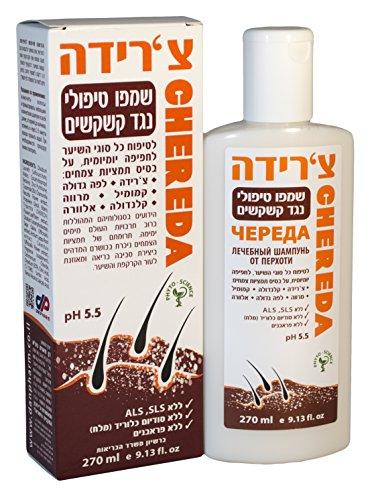 DAN Pharm CHEREDA Anti-Dandruff Shampoo For treatment of scalp and hair