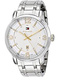 Mens 1710344 Two-Tone Stainless Steel Watch