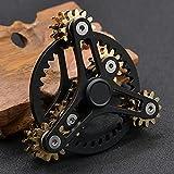 Wewinn Pure Brass Fidget Spinner Gears Linkage...