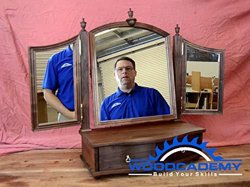 Triptych Dressing Mirror Part 1