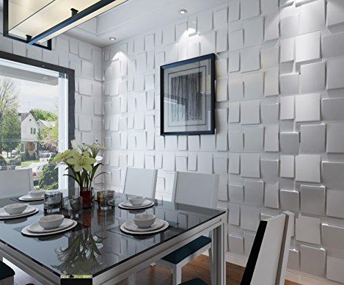 Art3d Architectural 3D Wall Panels Textured Design Art - Panel Wall