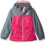 ZeroXposur Big Girls' Elissa Transitional Jacket, Cerise, X Large