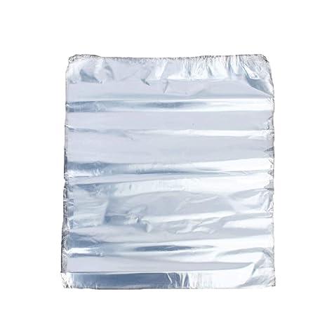 Mjd 50Pcs 40x46cm Bolsa de película termoencogible de PVC ...