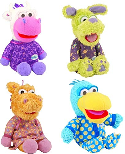 Buy tomy pajanimals small plush sweetpea sue