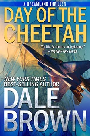 book cover of Day of the Cheetah