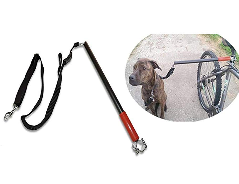 Dog Bicycle Exerciser Leash- Hands Free Dog Bicycle Bike Sport Exerciser Leash Lead Exerciser for Running Exercising Training Walking Jogging by DAN (Image #6)