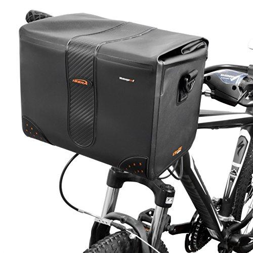 lbera Bicycle Handlebar Waterproof Black product image