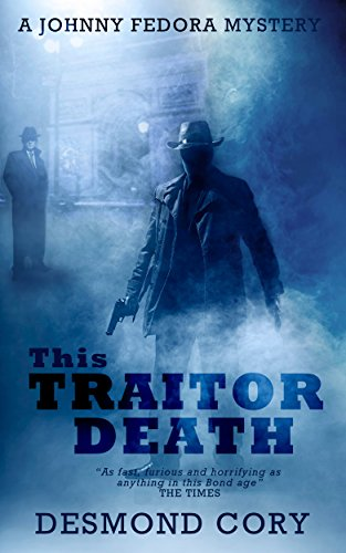 book cover of This Traitor, Death