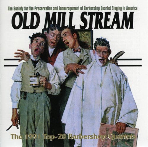 (1991 Top 20 Barbershop Quartet by Various (1999-10-07))