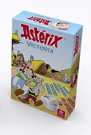 Cartamundi 107581924 - Juego de Mesa con Cartas de Astérix (en francés): Amazon.es: Juguetes y juegos