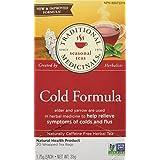Traditional Medicinals Cold Formula, 20 tea bags