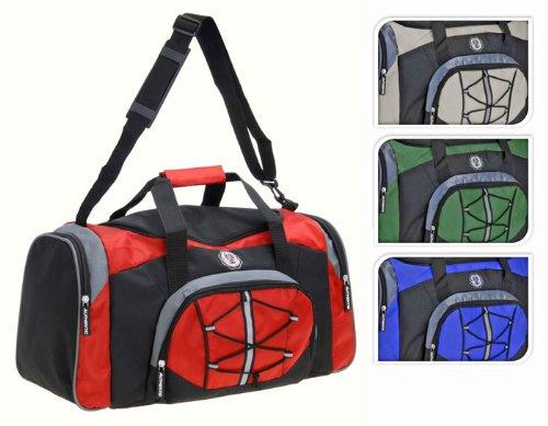 Sporttasche, Reisetasche, Tasche, Tragetasche grün