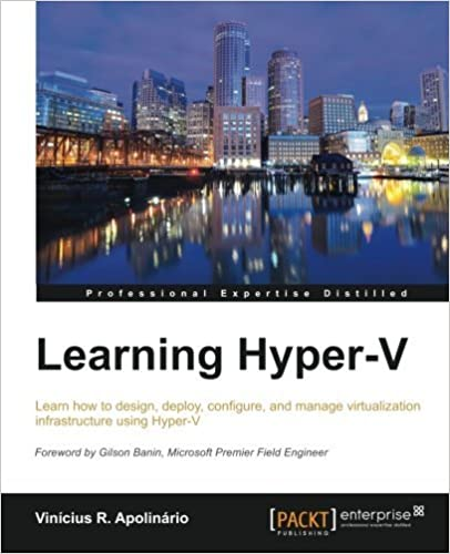 Book Learning Hyper-V by Vinicius R. Apolinario (2015-05-29)