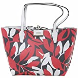 GUESS Bobbi Inside Out Tote, Red/Multi