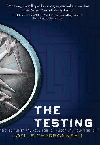 The Testing (The Testing Trilogy Book 1) by [Charbonneau, Joelle]