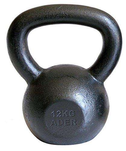 Ader Premier Kettlebell Set- (12, 16, 24kg) w/DVD by Ader Sporting Goods (Image #1)