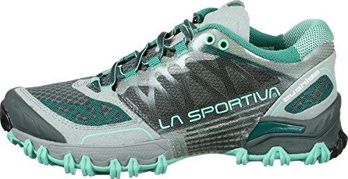 Trail Sportiva Woman Turquoise Gris de Bushido Adulte Chaussures La Mixte wdfOqXwn