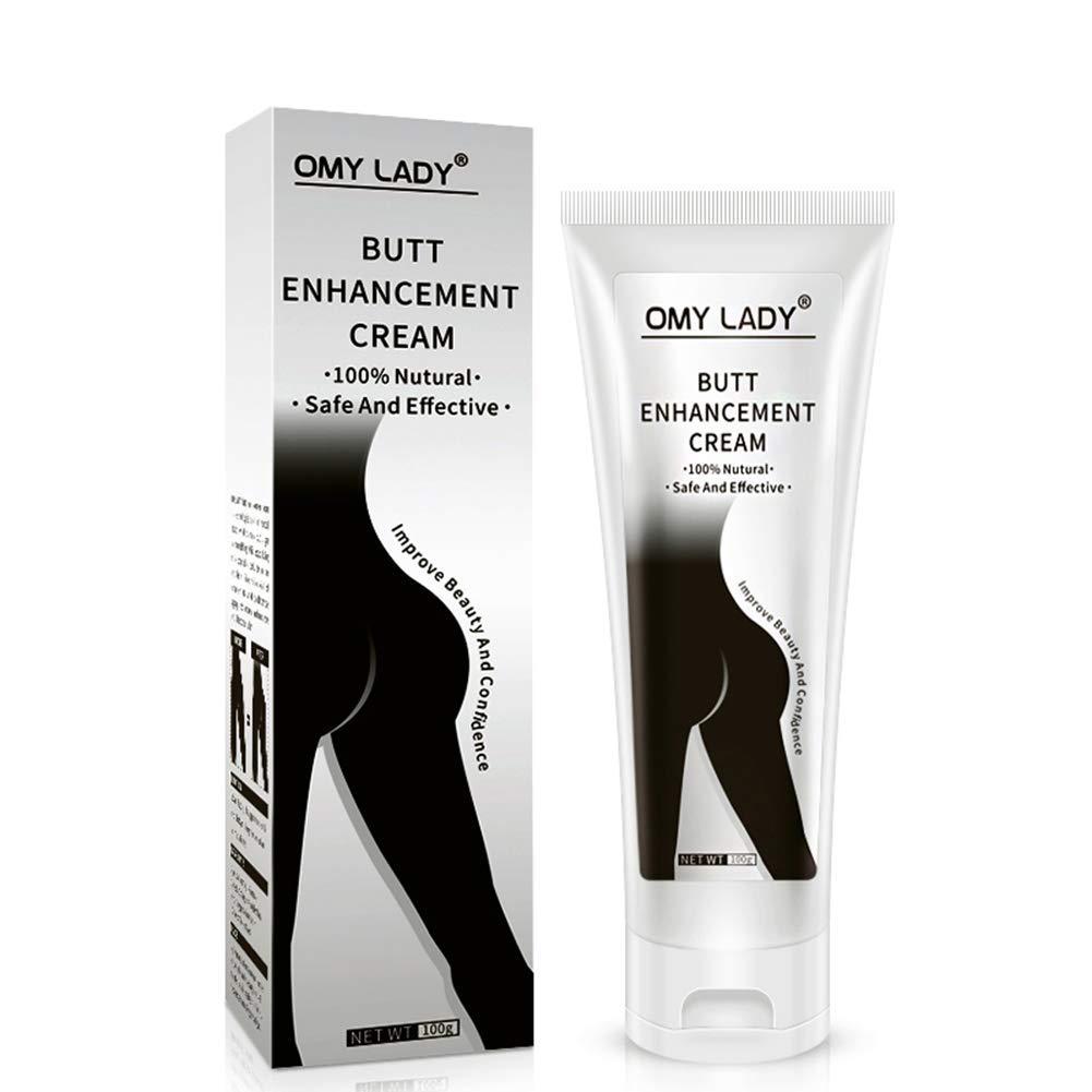 Butt Enhancement Cream, Butt Cream for Bigger Butt, Hip Lift Up Cream, Buttocks Enlargement Enhancer Effective Butt Enlargement Massage Cream for Women, 3.6ounces