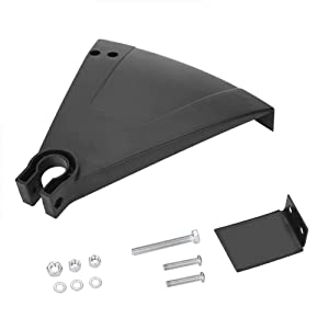 Wifehelper Plastic Guard Fits Strimmer Trimmer with 1in 25mm 25.4mm Cover Spare Blender Replacement Parts Proctection Accessories