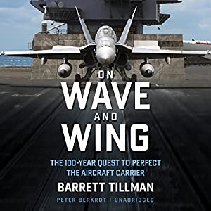 On Wave and Wing Audiobook