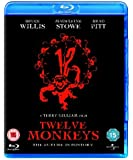 Twelve Monkeys [Blu-ray][Region Free] [1995]