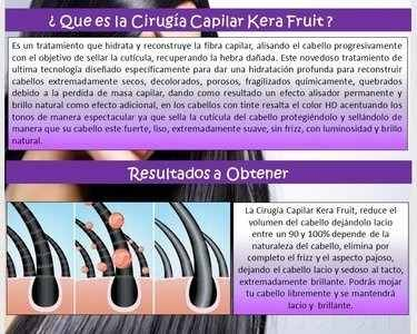 Amazon.com : Keratina Kera Fruit 1 Liter (Shampoo-Alisador) Aroma Chocolate : Everything Else