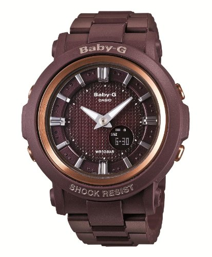 Casio Baby-G Shock Resist Lady's Neon Dial Series Watch BGA-301-4AJF (Japan Import)
