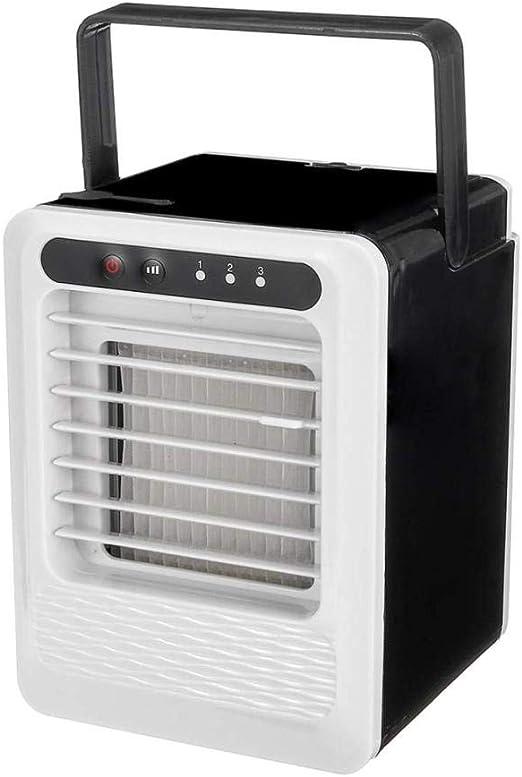 YXCF Refrigerador De Aire Evaporativo Personal Y Humidificador ...