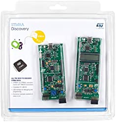 STM32 by ST STM8A-DISCOVERY Discovery kit with STM8AF5288 and STM8AL3L68 MCUs