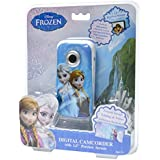 Disneys Frozen Digital Video Camcorder with 1.5-Inch LCD Screen (Blue)