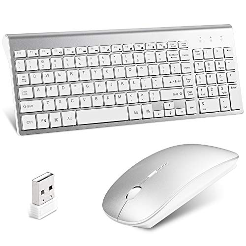 Lucloud Wireless Keyboard and