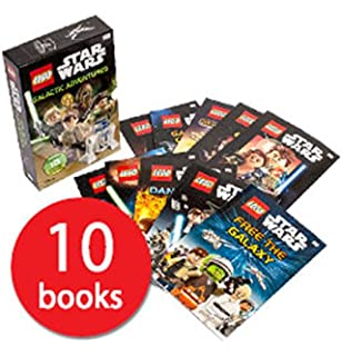 Lego Star Wars Episodes I Vi The Complete Library 6 Book Box Set