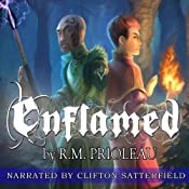 Enflamed: The Pyromancer Trilogy, Book 2 | R.M. Prioleau