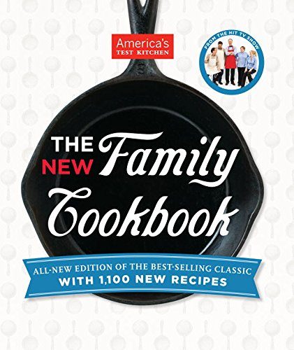 Americas Test Kitchen Family Cookbook product image